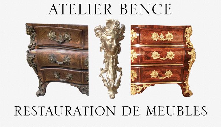 ARTISANAT : Atelier Bence - Restauration de meubles - Restauration de meuble - Accueil - Index